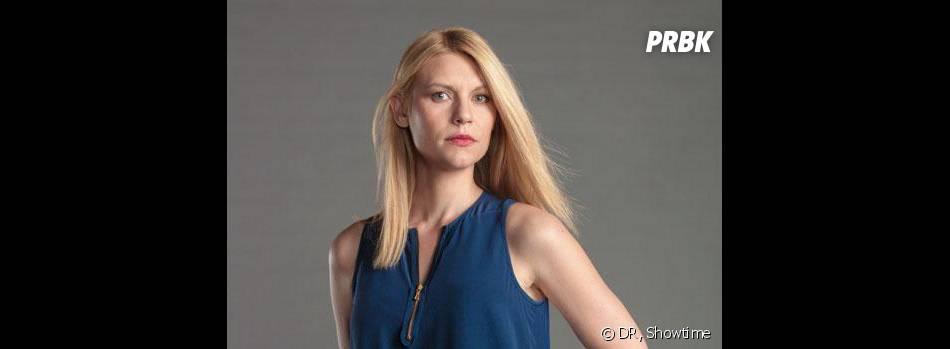 Homeland saison 3 : photo promotionnelle avec Claire Danes