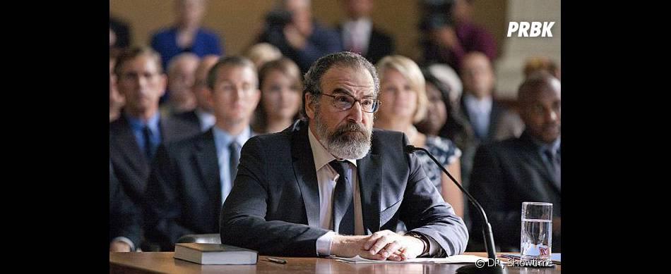 Homeland saison 3, épisode 1 : Saul en plein procès