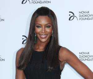 Naomi Campbell s'endort en pleine interview à Londres