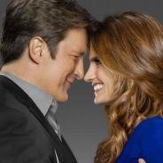Castle saison 6 : un poster collé-serré pour Rick et Kate
