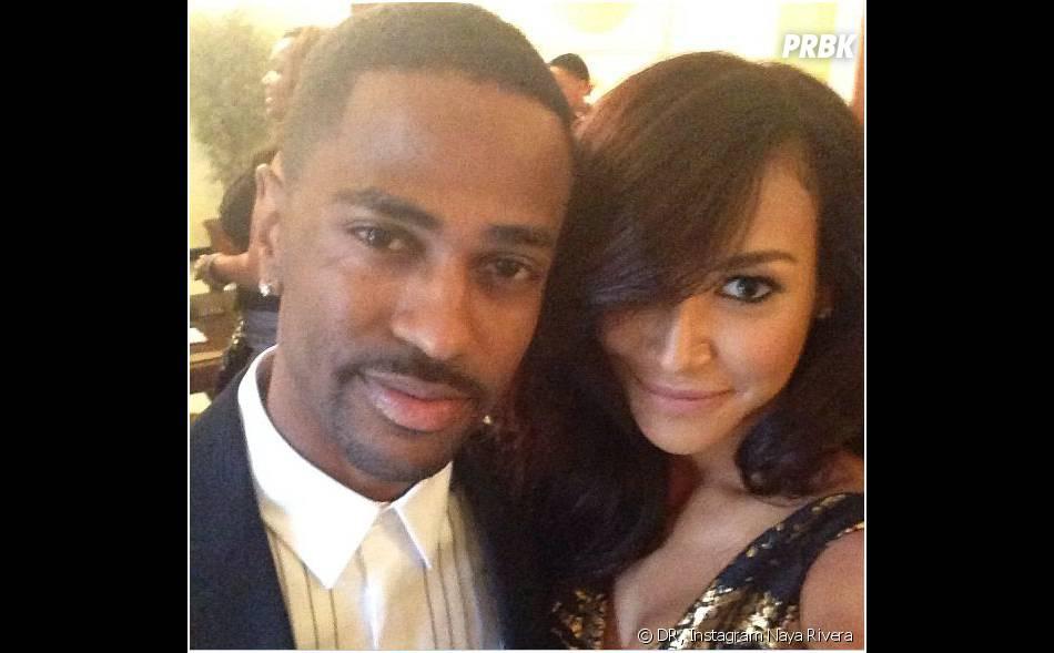 Naya Rivera et Big Sean : tendres et complices sur Instagram