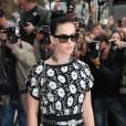 Katy Perry à Paris pour la Fashion Week le 1er octobre 2013