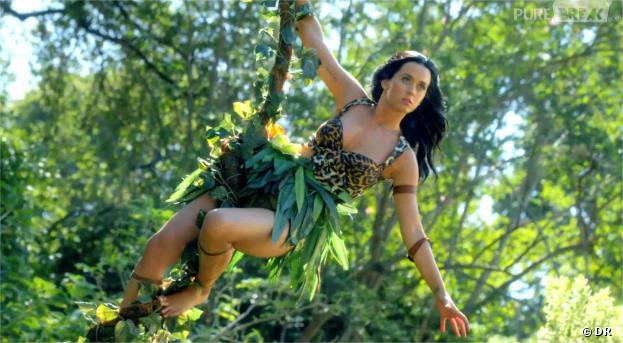 Katy Perry : son costume dans le clip de Roar en vente pour Halloween