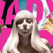 Lady Gaga nue pour ARTPOP : la pochette arty... et trop facile ?