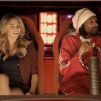 Kate Upton, Snoop Dogg : leur pub délirante pour des sandwichs