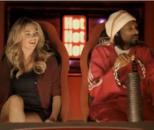 Kate Upton et Snoop Dogg dans 'You got what I eat', la pub parodique et sexy pour Hot Pockets