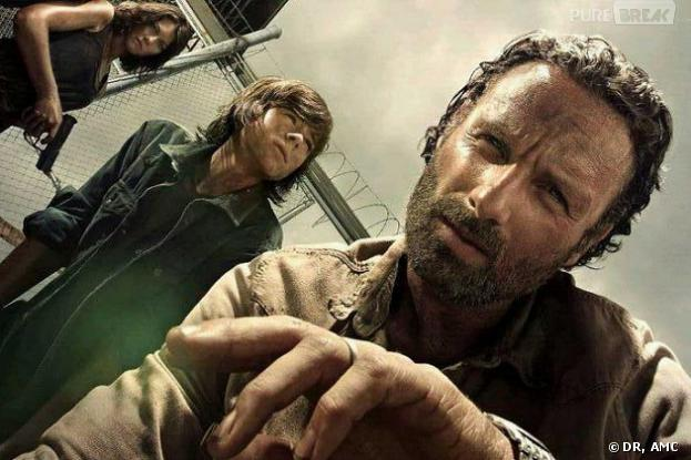 The Walking Dead saison 4 : Nouveau record d'audiences pour la série d'AMC