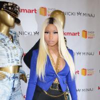 Nicki Minaj : décolleté XXL pour lancer sa collection de vêtements