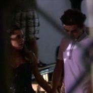 Ariana Grande et Nathan Sykes : collés-serrés à la sortie des studios de Jimmy Kimmel