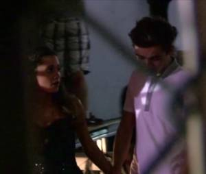 Ariana Grande et Nathan Sykes sont sortis de l'émission de Jimmy Kimmel main dans la main
