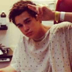 Austin Mahone : le chanteur à l'hôpital, sa tournée annulée