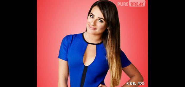Glee, saison 5 : Lea Michele pour les nouveaux portraits.