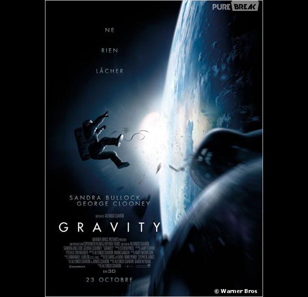 Gravity : un film spectaculaire et captivant