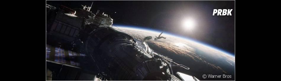 Gravity : une mise en scène inédite
