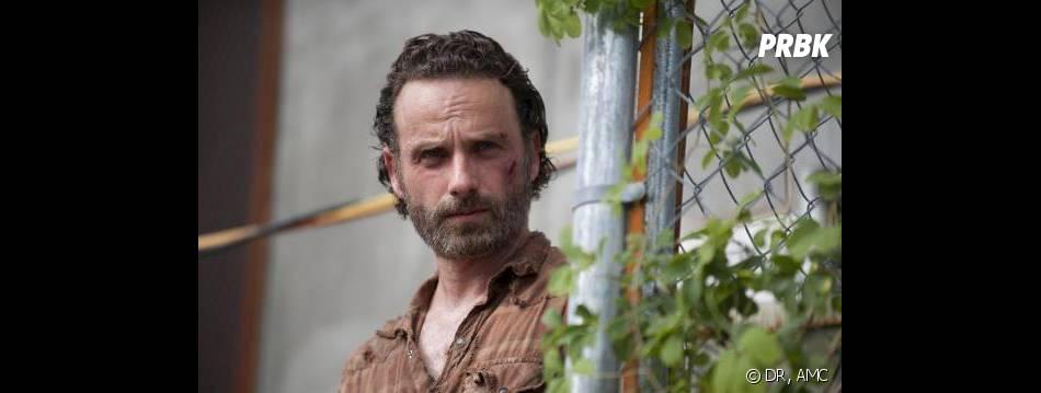 The Walking Dead saison 4 : Rick, toujours un leader ?