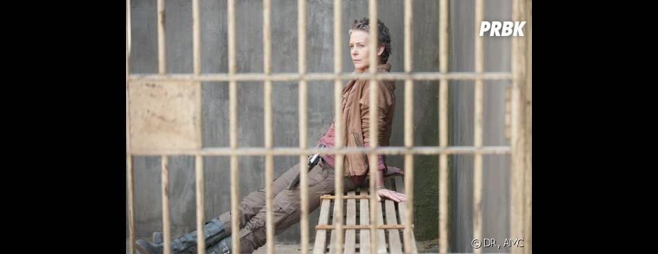 The Walking Dead saison 4 : Quel avenir pour Carol ?
