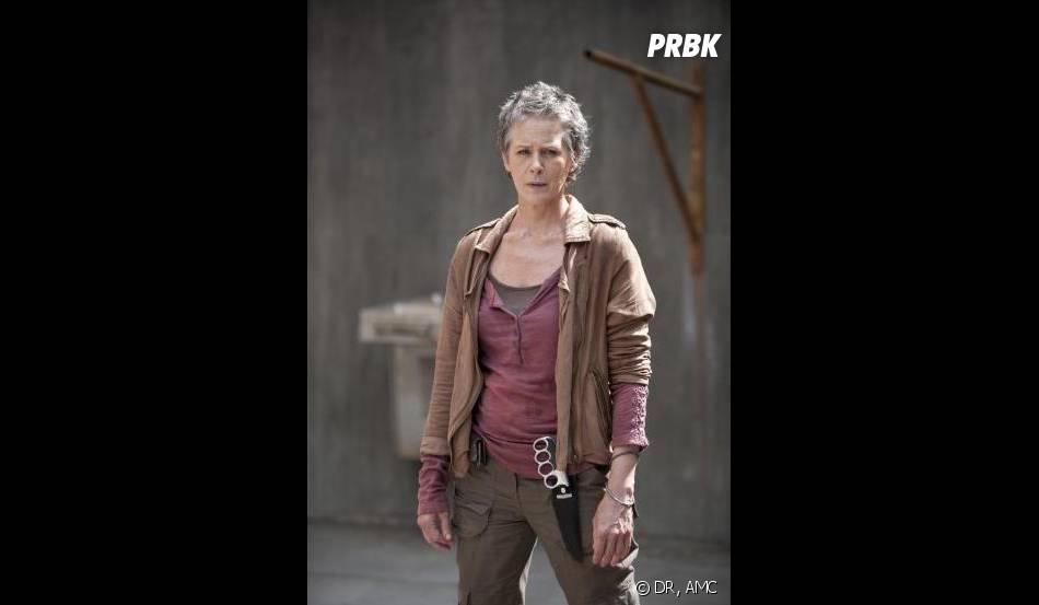 The Walking Dead saison 4 : que va faire Carol ?