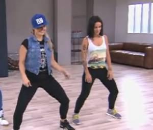 Danse avec les stars 4 : Alizée pro du booty shake