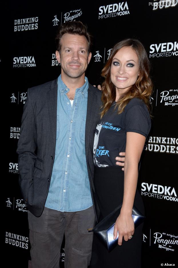 Olivia Wilde et Jason Sudeikis bientôt parents