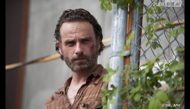 The Walking Dead saison 4 : Rick joue au policier