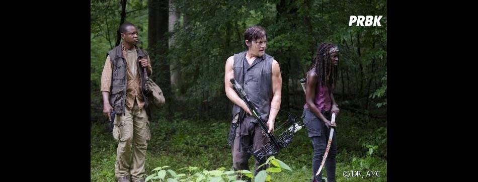 The Walking Dead saison 4 : Les survivants en danger
