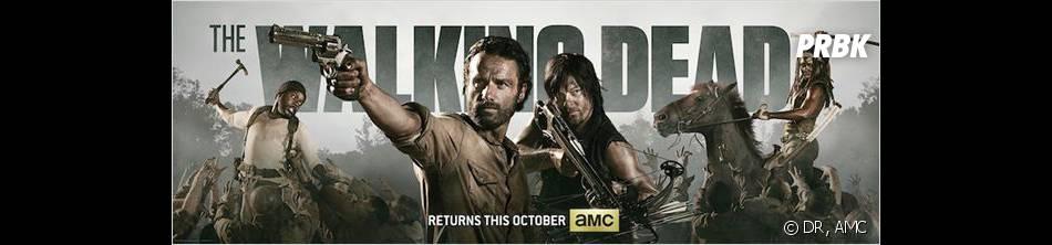 The Walking Dead saison 4 : la série sera au Comic-Con de San Diego