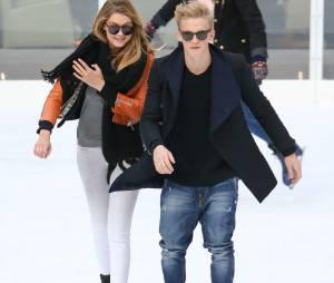 Cody Simpson vu en compagnie d'une mystérieuse inconnue à New York le 29 octobre 2013