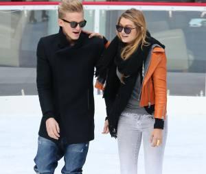 Cody Simpson : virée romantique à New York avec une mystérieuse inconnue le 29 octobre 2013