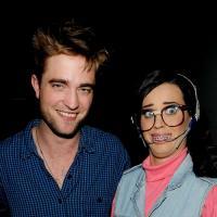 Katy Perry : confidences sur son karaoké de bourrés avec Robert Pattinson
