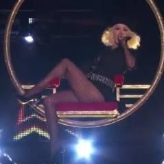 Christina Aguilera : show sexy avec Flo Rida sur la scène de The Voice