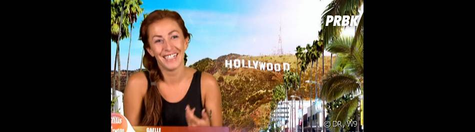 Les Ch'tis à Hollywood : Gaëlle heureuse des prédictions de la voyante