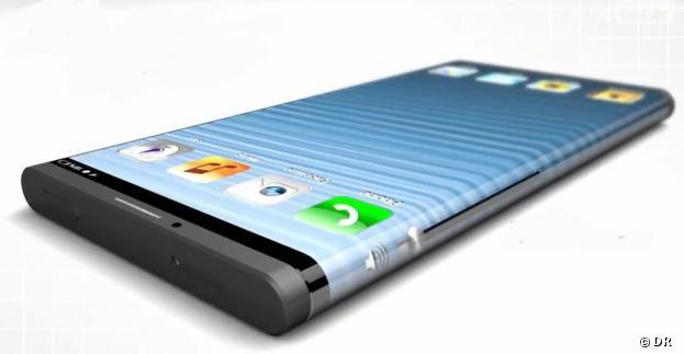 iPhone 6 : Apple envisage de l'équiper d'un écran bombé