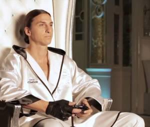 Zlatan Ibrahimovic est l'ambassadeur de la Xbox One en France