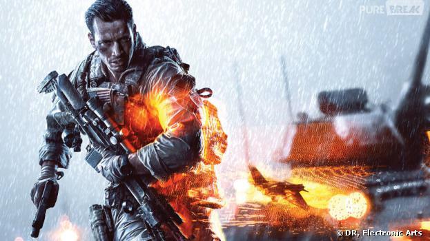 Battlefield 4 est disponible sur Xbox 360, PS3 et PC depuis le 31 octobre 2013