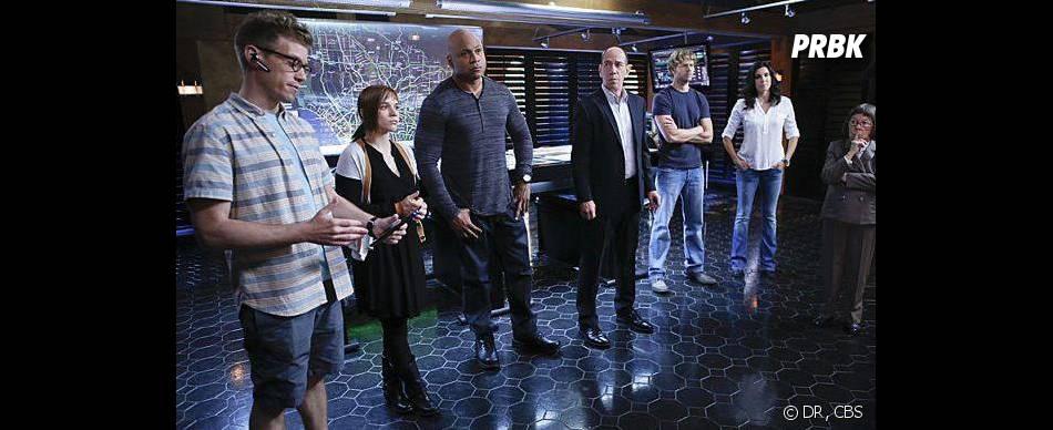 NCIS Los Angeles saison 5 : toute la team réunie pour Callen