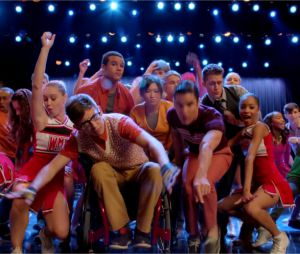 Glee saison 5, épisode 5 : les New Directions déchaînés dans une vidéo
