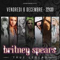"""Britney Spears : une soirée parisienne 100 % BritBrit pour la sortie de """"Britney Jean"""""""