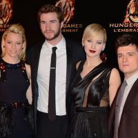 Hunger Games l'embrasement : les acteurs mettent le feu au Grand Rex