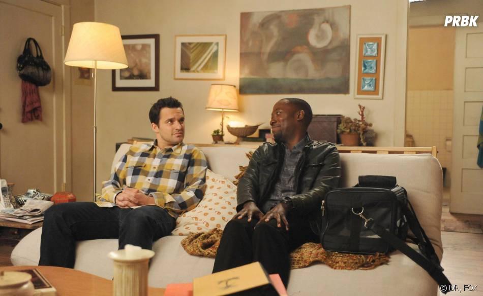 New Girl saison 3, épisode 9 : Nick et Winston