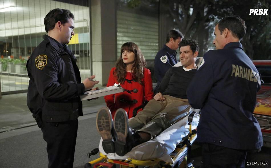 New Girl saison 3, épisode 9 : Schmidt blessé par Jess ?