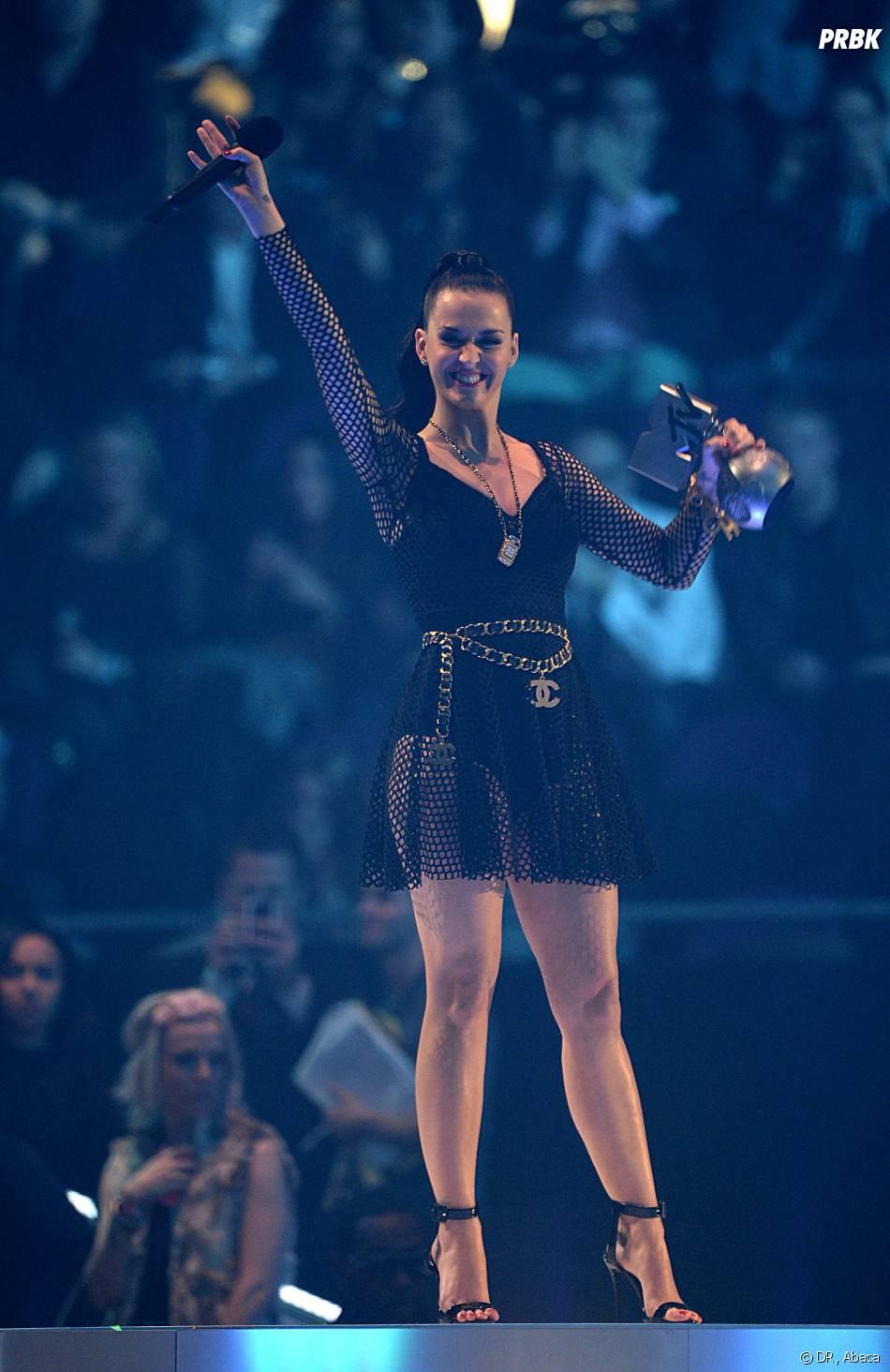 MTV VMA 2013 : Katy Perry sublime sur scène