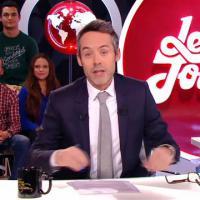 """Yann Barthès : flagrant délit de """"quenelle"""" après l'avoir dénoncée au Petit Journal"""