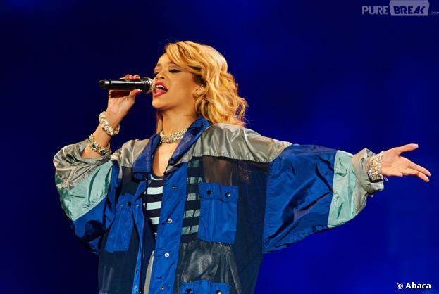 Rihanna se mobilise pour les victimes du typhon Haiyan