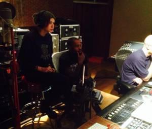Sophie-Tith prépare la sortie de son premier album de compositions avec Mat Bastard, de Skip The Use