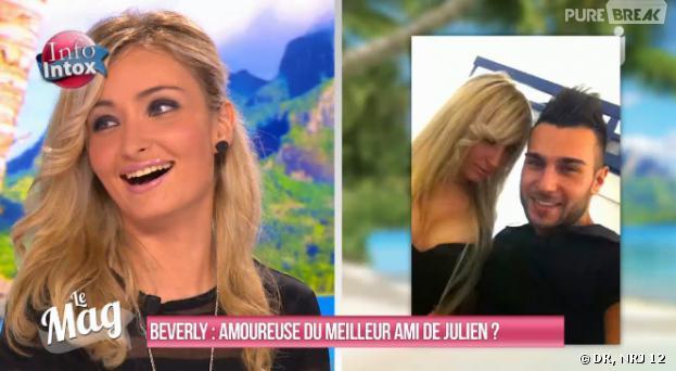 L'île des vérités 3 : Beverly en couple avec le meilleur ami de Julien ?