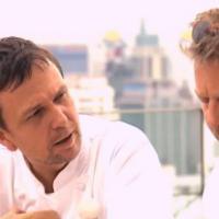 MasterChef 2013 : un candidat impressionne l'un des meilleurs chefs au monde