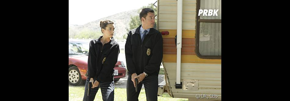 NCIS saison 11 :Tony et Ziva en couple ?
