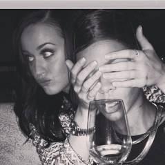 Rihanna et Katy Perry : soirée entre filles sur Instagram