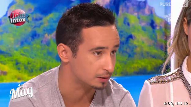 La Belle et ses princes 3 : Fabien a clashé Nadège Lacroix dans Le Mag de NRJ 12