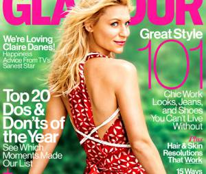 Claire Danes se confie à Glamour